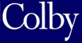 logo colby